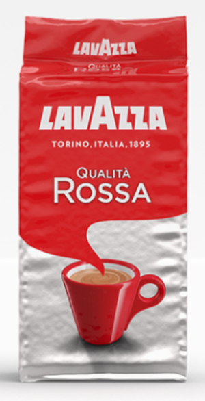 Caffé Qualità Rossa Lavazza 250 gr