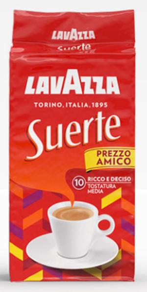 Caffé Suerte Lavazza 250 gr