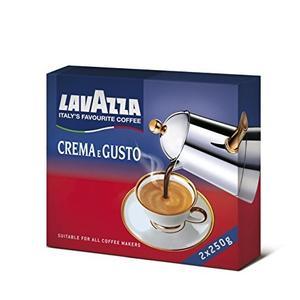 Caffé Crema e Gusto Classico Lavazza 2 x 250 gr
