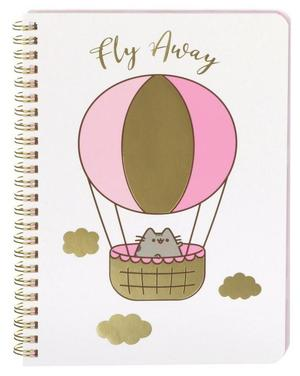 "Pusheen - A5 ""Fly away"" notebook"