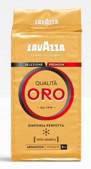 Caffé Qualità Oro Lavazza Pacchetto 250 gr - Latta 250 gr