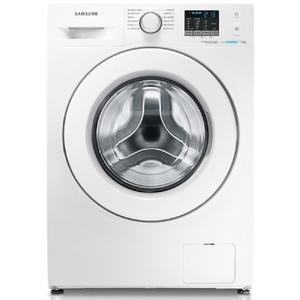 SAMSUNG Lavatrice 8 kg WW80J5245DW Crystal Clean™ 1200G A+++ -40% - Motore Inverter