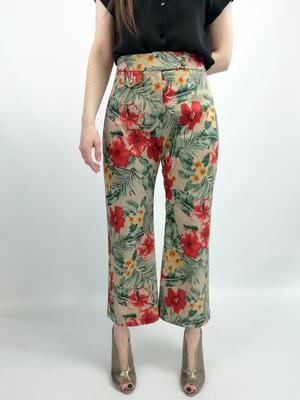 PANTALONE TRE QUARTI HAWAII
