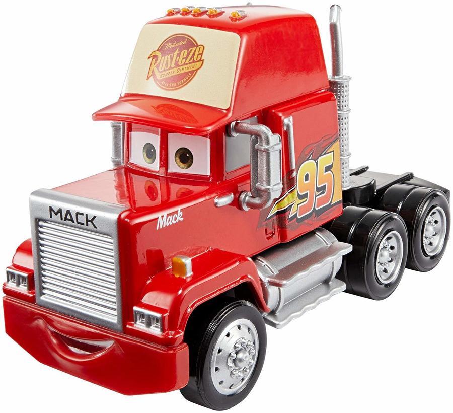Disney Cars 3 Deluxe - Mack - Mattel FCX78 - 3+ anni