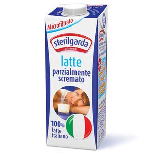 Latte Parzialmente Scremato Sterilgarda 1 L