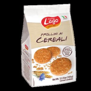 Frollini ai Cereali Lago 350 gr