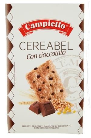 Biscotti Campiello Cereabel Gusti Assortiti 220 gr