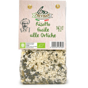 Risotto Carnaroli alle Ortiche Bio Trevisan 250 gr