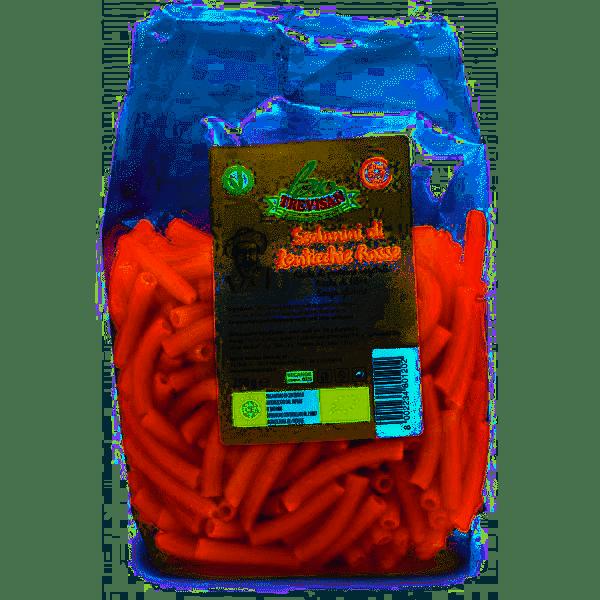 Sedanini Bio di Lenticchie Rosse Trevisan 250 gr
