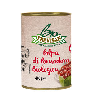 Polpa di Pomodoro Bio Trevisan 400 gr