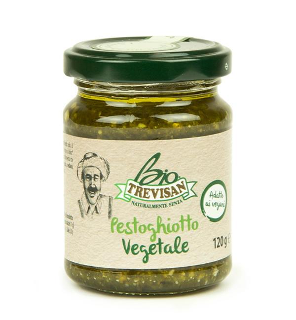 Pesto Vegetale Bio Trevisan 120 gr