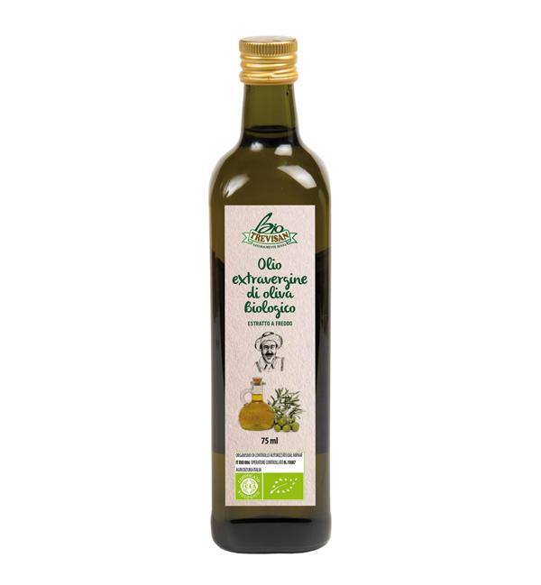 Olio Extravergine di Oliva Bio Trevisan 750 ml