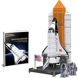 Puzzle 3D Space Exploration - CubicFun DS0970H - 4+ anni