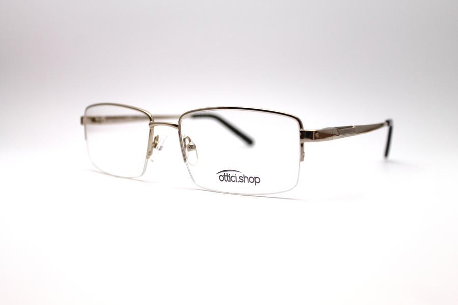 Montatura in metallo OcchialeAmico  OSH 17  - Lenti da vista incluse -