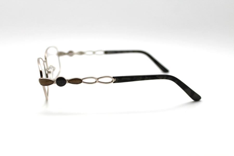 Montatura in metallo OcchialeAmico  OSH 08  - Lenti da vista incluse -