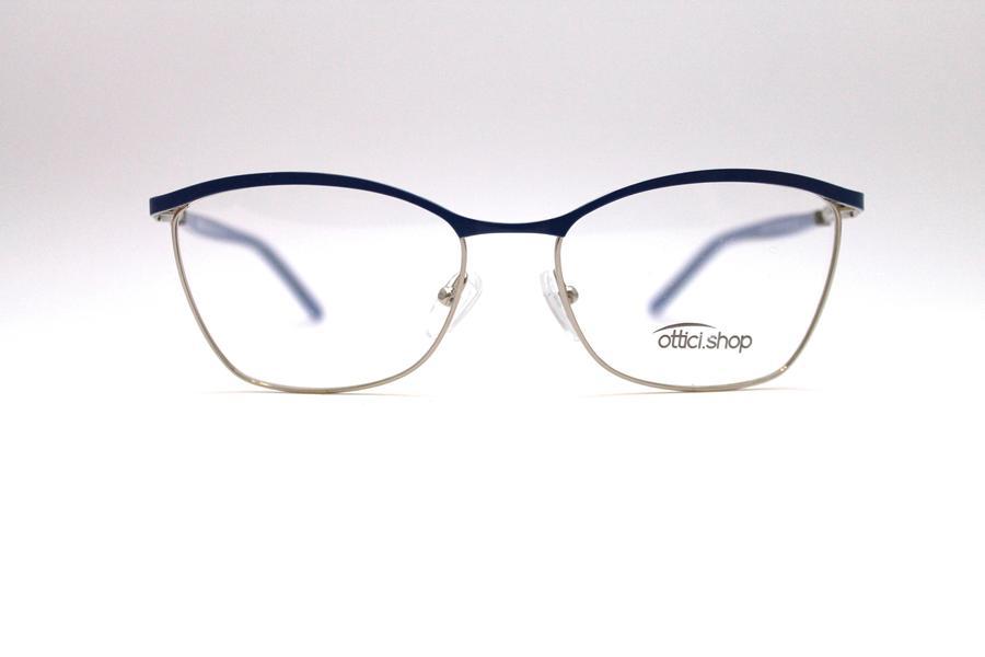 Montatura in metallo OcchialeAmico  OSH 09  - Lenti da vista incluse -