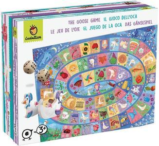 Il gioco dell'oca - ludattica 74990 - 4+ anni