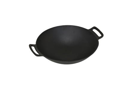 Wok in Ghisa diametro 36 cm