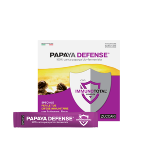 Papaya defence bio