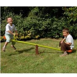 Saliscendi in metallo rotante per bambini COLIBRì  in metallo in giardino esterno SC1331