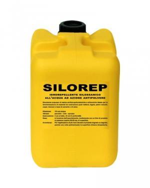 Silorep idrorepellente silossanico antipolvere