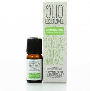Olio Essenziale Lemongrass Nasoterapia