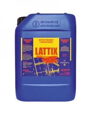 Lattix resina legante