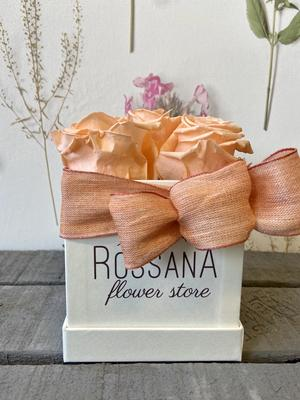 FLOWER BOX Q5 Rossana Collection PESCA