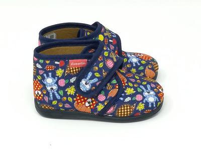 Pantofola Fantasia Strappo - DIAMANTINO