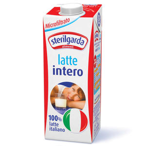 Latte Intero Sterilgarda 1 L
