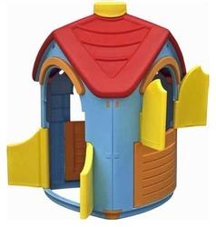 Casetta per bambini Baby triangolare CP1391 New Plast CP1391 - Casetta in Plastica Baby
