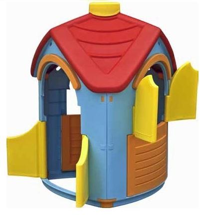 Casetta per bambini baby triangolare cp1391 new plast for Casetta in plastica per bambini usata