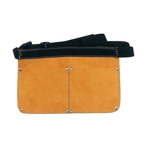 Borsa Carpentiere in Crosta 2 Tasche