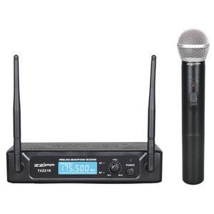 ZZIPP TXZZ103 Radiomicrofono Doppia antenna, Gelato / Palmare wireless vhf