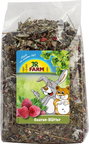 Jr Farm Foglie di Frutti Rossi