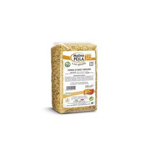 Farina di Mais Taragna Molino Peila 500 gr