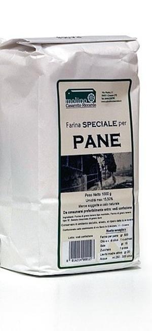Farina Speciale per Pane Casarotto 1 Kg