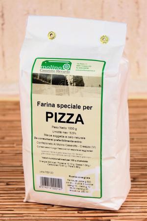 Farina Speciale per Pizza Casarotto 1 Kg