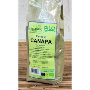 Farina di Canapa Casarotto 500 gr