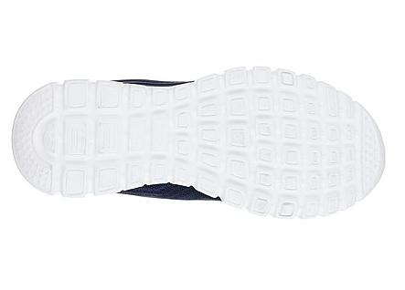 Sportiva Memory Foam Blu - SKECHERS