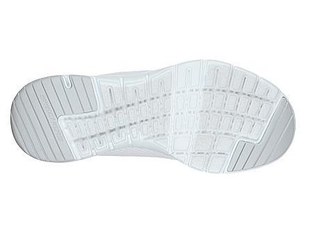 Flex Appeal 3.0 Bianco/Argento - SKECHERS