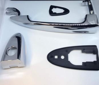 Maniglia Porta Per Lancia Ypsilon dal 2003 al 2011 Lato Guida