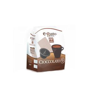 Capsule Solubili al Cioccolato Egusto 16 pz