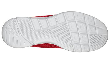 Equalizer 3.0 Lacci Rosso - SKECHERS