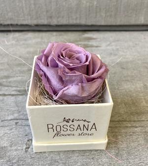FLOWER BOXettino Rossana Collection LILLA