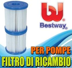 Filtri di ricambio Bestway 58093  per pompa piscina 1249 pz 2