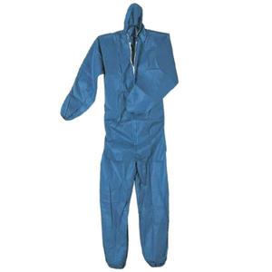Tuta in Propilene Blu Protexio Disponibile nelle taglia XXL