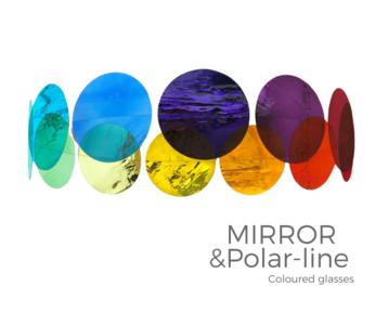 Lenti monofocali polarizzate e specchiate