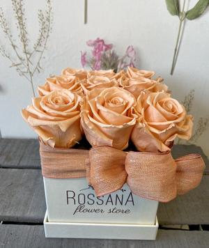 FLOWER BOX Q9 Rossana Collection PESCA