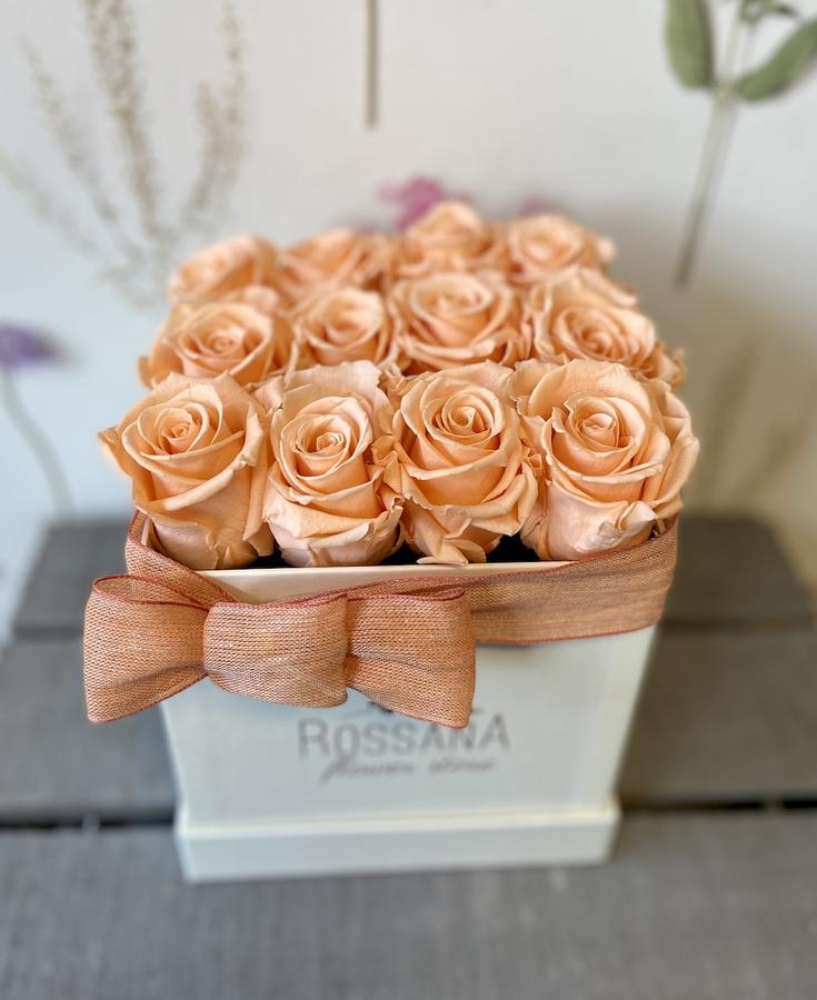 FLOWER BOX Q12 Rossana Collection PESCA